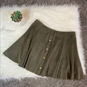 Design lab A-line skirt